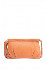 Depeche |  Leather shoulder bag Misa | brown