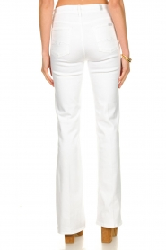 7 For All Mankind :  Flared jeans Lisha l34 | wit  - img6