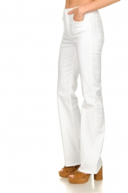 7 For All Mankind :  Flared jeans Lisha l34 | wit  - img5