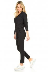 D-ETOILES CASIOPE |  Travelwear  jumpsuit Tiamo | black  | Picture 4