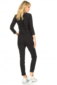 D-ETOILES CASIOPE |  Travelwear  jumpsuit Tiamo | black  | Picture 5