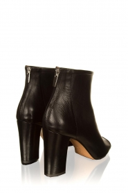 Matteo Pitti | Leather ankle boots Diver | black  | Picture 4