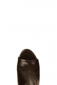 Matteo Pitti | Leather ankle boots Diver | black  | Picture 5