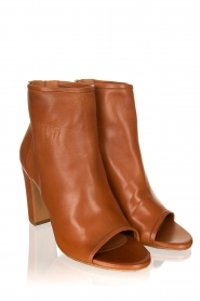 Matteo Pitti | Leather ankle boots Diver | brown  | Picture 3