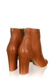 Matteo Pitti | Leather ankle boots Diver | brown  | Picture 4