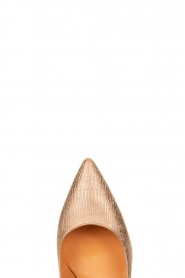 Matteo Pitti | Leather pumps Tejus | pink  | Picture 5