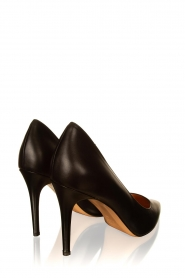 Matteo Pitti | Leather pumps Vitello | black  | Picture 4
