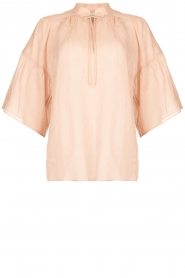 Second Female |  Blouse Aida | pink  | Picture 1