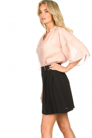 Second Female |  Blouse Aida | pink  | Picture 5