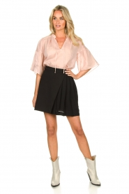 Second Female |  Blouse Aida | pink  | Picture 3