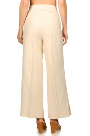 Second Female |  Wide leg trousers Lia | natural  | Picture 6