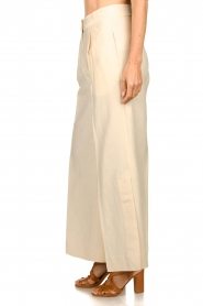 Second Female |  Wide leg trousers Lia | natural  | Picture 5