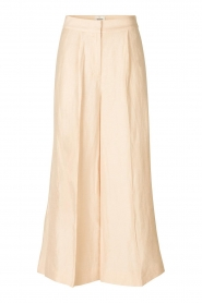 Second Female |  Wide leg trousers Lia | natural  | Picture 1