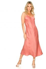 Second Female |  Sleeveless dress Eddy | pink  | Picture 2