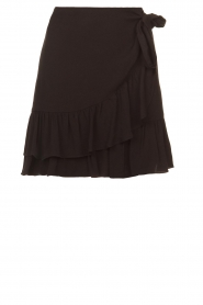 Second Female | Short skirt wit ruffles Kimmy|black  | Picture 1