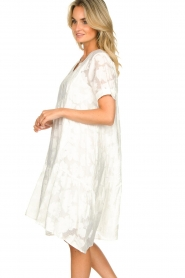 Second Female |  A-line dress Mila | white  | Picture 6