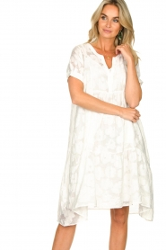 Second Female |  A-line dress Mila | white  | Picture 5