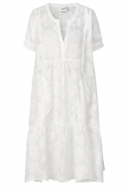 Second Female |  A-line dress Mila | white  | Picture 1