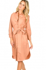 Second Female |  Shirt dress Larkin | pink  | Picture 2