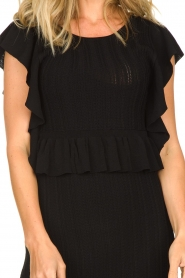 Second Female |  Dress Sanni|black  | Picture 7