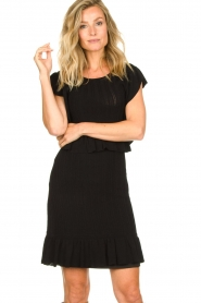 Second Female |  Dress Sanni|black  | Picture 2