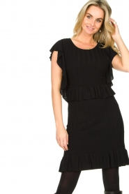 Second Female |  Dress Sanni|black  | Picture 4