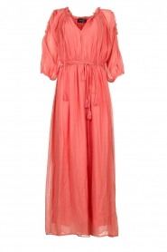 Fracomina |  Maxi dress Electra | pink  | Picture 1