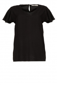 Aaiko | Top Cloe | black  | Picture 1