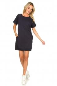 Blaumax |  Sweater dress Queens | blue  | Picture 3