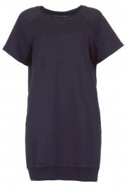 Blaumax |  Sweater dress Queens | blue  | Picture 1
