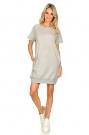 Blaumax |  Sweater dress Queens|grey  | Picture 3