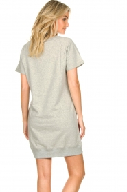 Blaumax |  Sweater dress Queens|grey  | Picture 6