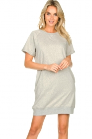 Blaumax |  Sweater dress Queens|grey  | Picture 2