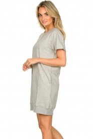 Blaumax |  Sweater dress Queens|grey  | Picture 5
