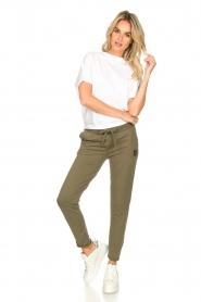 Blaumax    Sweatpants Queens   green    Picture 3