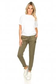 Blaumax    Sweatpants Queens   green    Picture 2