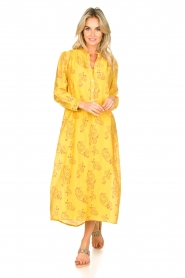 JC Sophie |  Maxidress Christen|yellow  | Picture 2