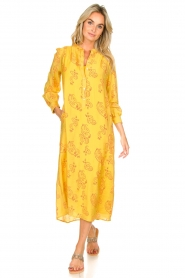 JC Sophie |  Maxidress Christen|yellow  | Picture 3