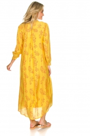 JC Sophie |  Maxidress Christen|yellow  | Picture 5