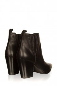 Janet & Janet | Leather boots Noelle | black  | Picture 4