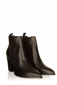 Janet & Janet | Leather boots Noelle | black  | Picture 3