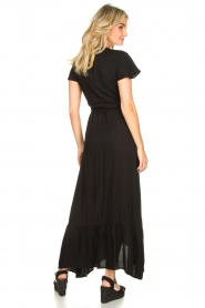 Genesis |  Maxi dress Aiko | black  | Picture 7