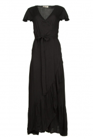 Genesis |  Maxi dress Aiko | black  | Picture 1
