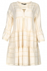 Devotion |  Cotton dress Georgina | natural  | Picture 1