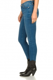 7 For All Mankind |  Skinny jeans Bair Park Avenue | blue  | Picture 4