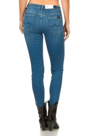 7 For All Mankind |  Skinny jeans Bair Park Avenue | blue  | Picture 5
