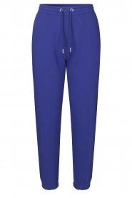 Second Female |  Basic sweatpants Carmelle | blue  | Picture 1
