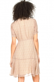 Sofie Schnoor |  Dress with print Cathy | beige  | Picture 7