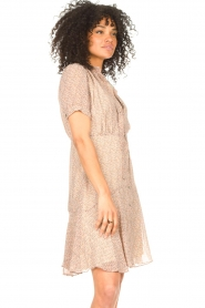 Sofie Schnoor |  Dress with print Cathy | beige  | Picture 6