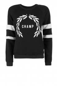Zoe Karssen | Sweater Champ | zwart  | Afbeelding 1